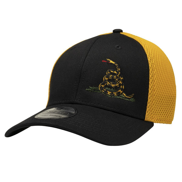 Don't Tread On Me Stretch Mesh New Era Hat - DISCONTINUED