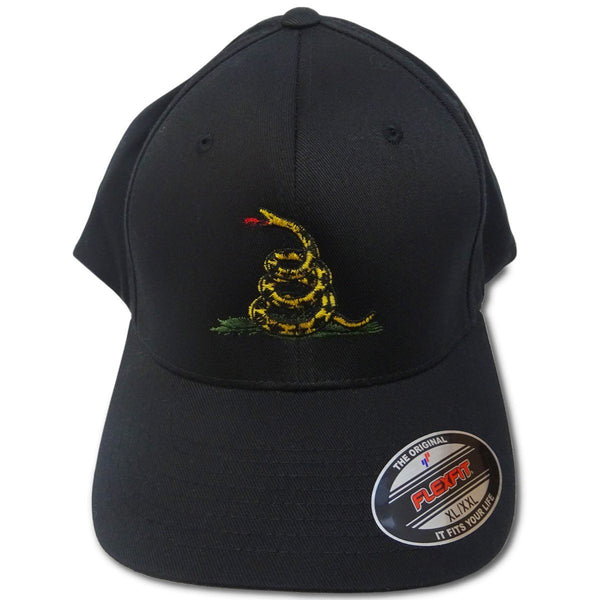 Patriot Venom Cap embroidered on center of hat - discontinued