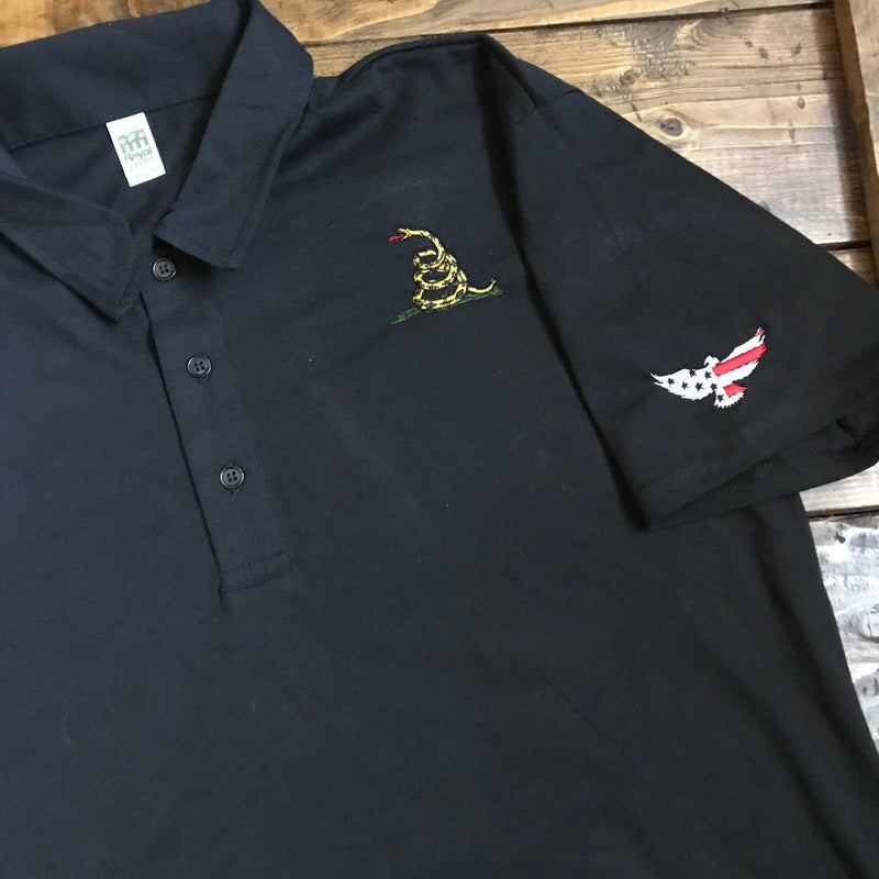 Don't Tread on the American Made Polo
