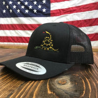 Don't Tread on Me Original SnapBack Trucker Hat