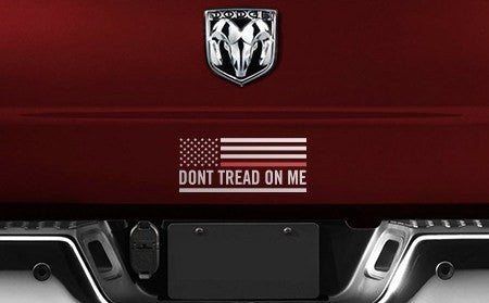 Don't Tread on Me-Firefighter