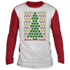 Beer Pong Ugly Raglan Sweater