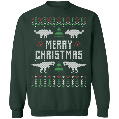 Image of Merry Christmas Ugly Christmas Sweater