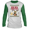 The Reinbeer Ugly Raglan Sweater