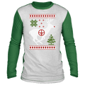 Ugly Hunting Ugly Christmas 'Sweater' Long Sleeve