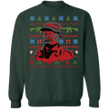 Chesty Puller Ugly Christmas Sweater