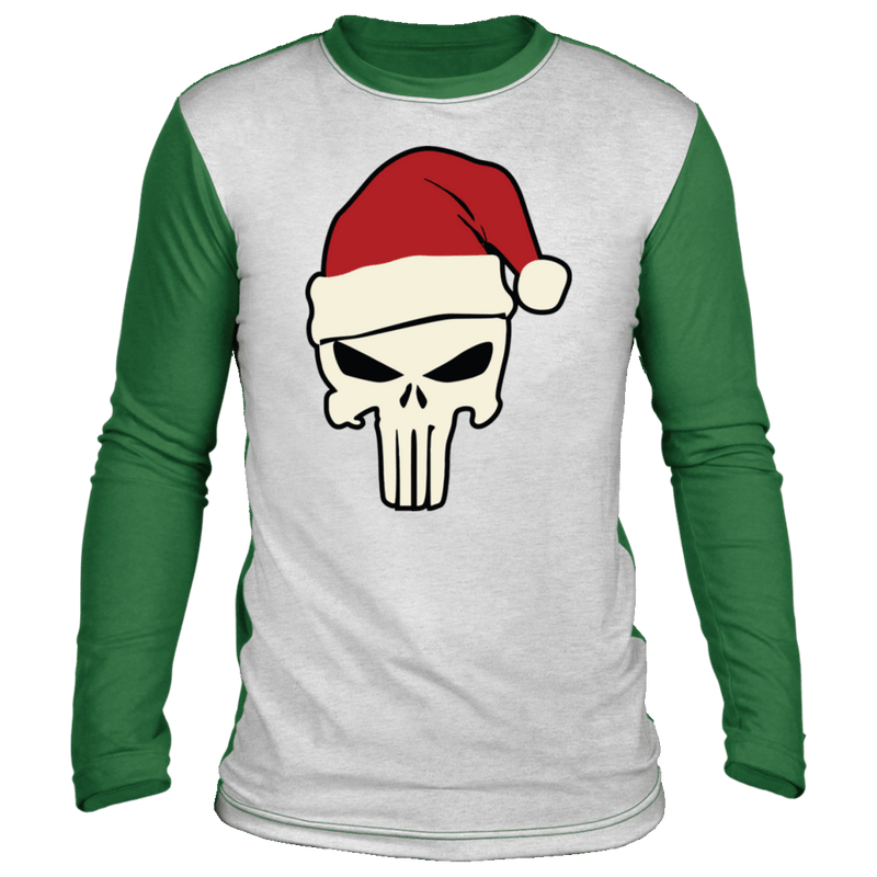 Fearless Patriot Ugly Christmas 'Sweater' Long Sleeve