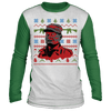 Chesty Puller Ugly Christmas 'Sweater' Long Sleeve