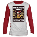 Christmas Cheer Ugly 'Sweater' Long Sleeve