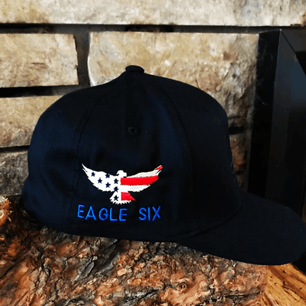 Personalize My Cap with Eagle and Text  (cap must be purchased separately).