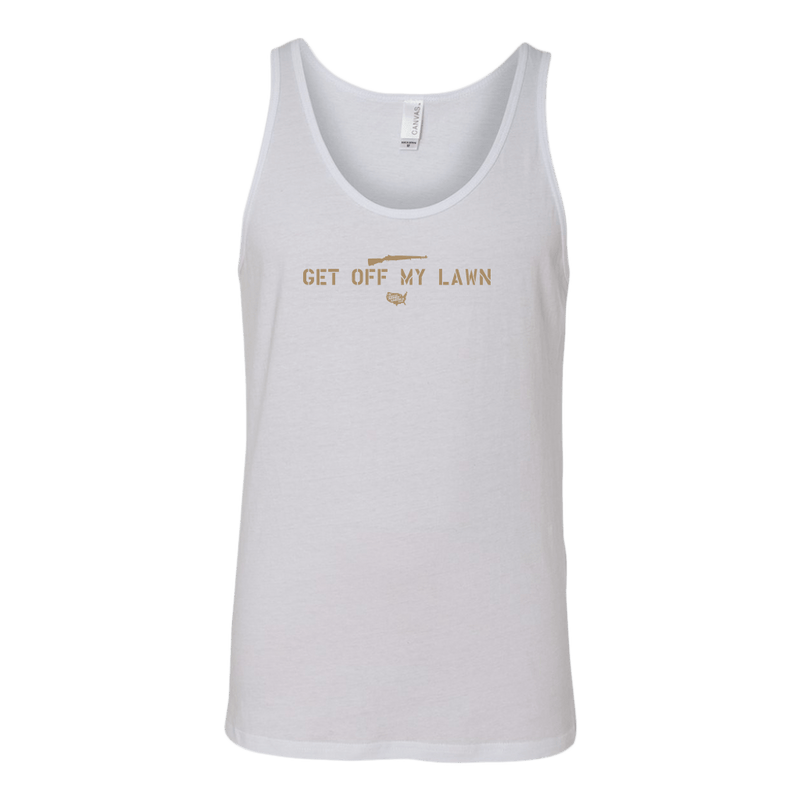 Legally Armed - Get Off My Lawn Tank Top