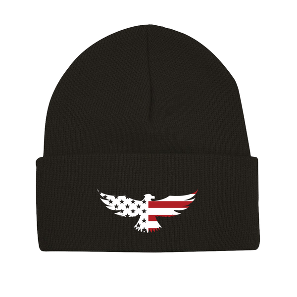 Eagle Six Folded Beanie