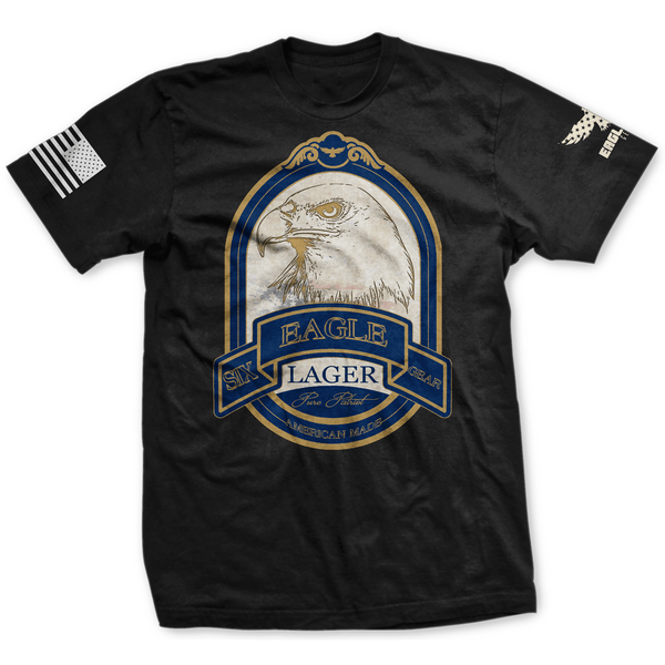 Eagle Six Beer Tee