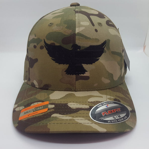 The Black Eagle Six Multicam Hat - Discontinued
