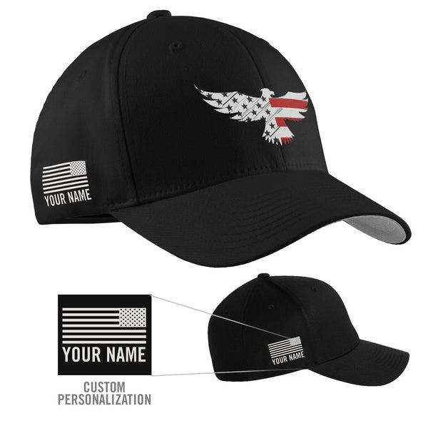 Eagle Six Personalized Cap