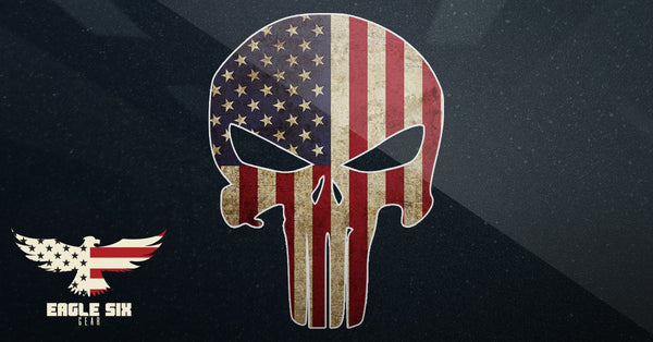 Fearless Patriot Decal