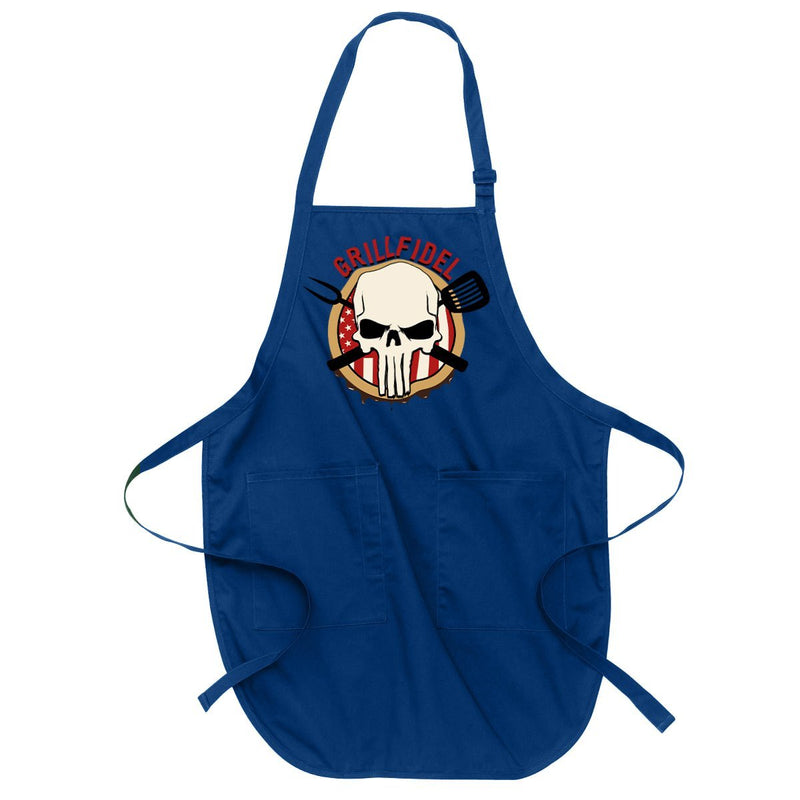Fearless Grillfidel Apron