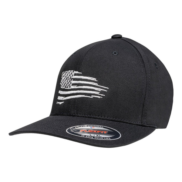 Flexfit Rugged American Flag Hat