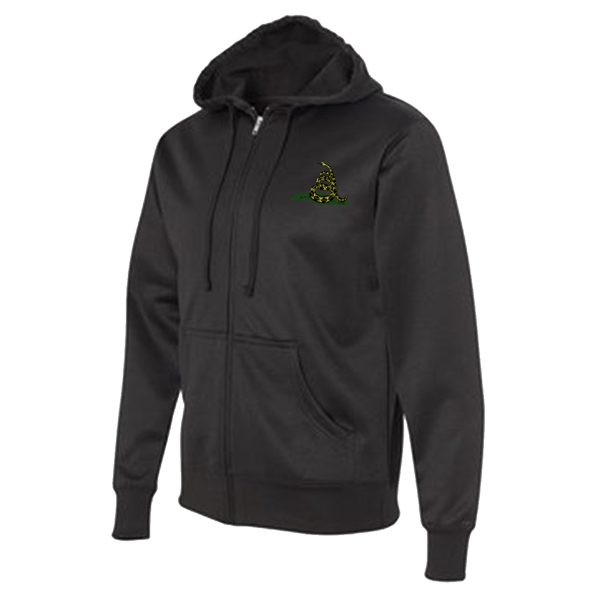 Choose Your Own Independent Zip Up Hoodie
