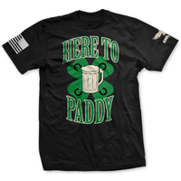 Here To Paddy Tee