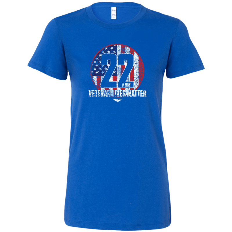 22 Awareness Women's T-Shirt