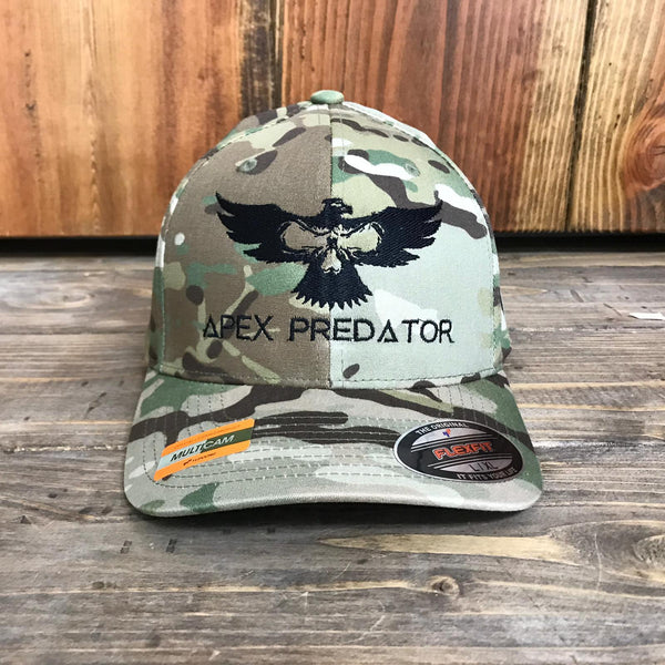 The Apex Predator Flexfit Multicam Hat - Discontinued
