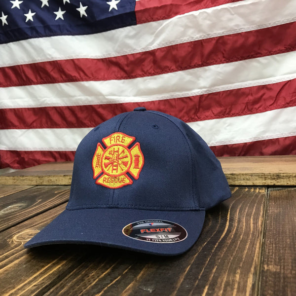 Firefighter Flexfit Hat
