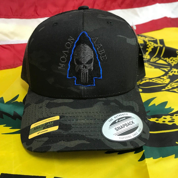 Molon Labe Arrow Snapback Hat