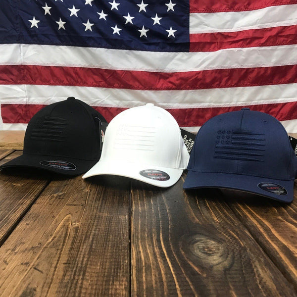The Blackout Bullet Flag Hat - Discontinued