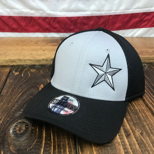 Patriot Star Stretch Mesh Hat