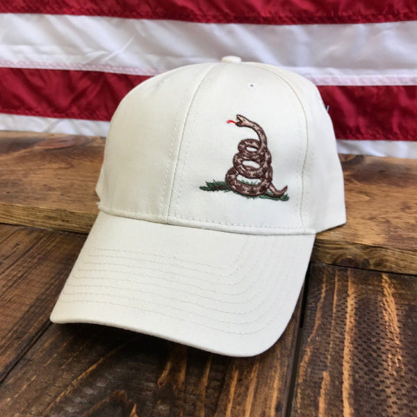 American Made Don't Tread on Me Dad Hat