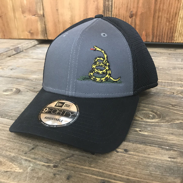 Don't Tread on Me Stretch Mesh Adjustable Hat