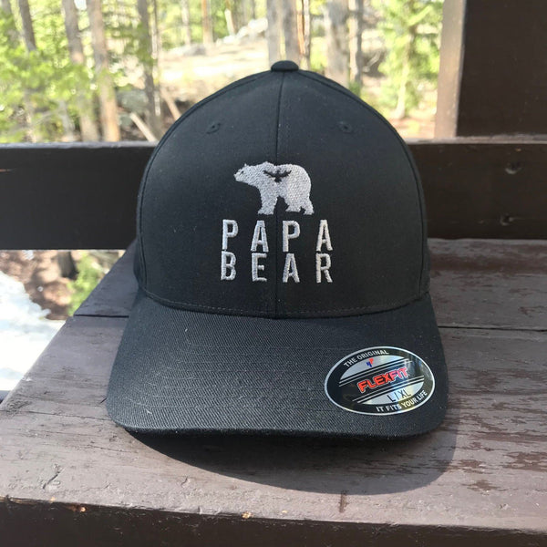 Limited Edition - Papa Bear Flexfit Hat