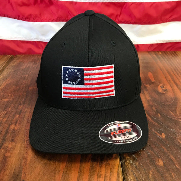 The Betsy Ross Flexfit Flag Hat
