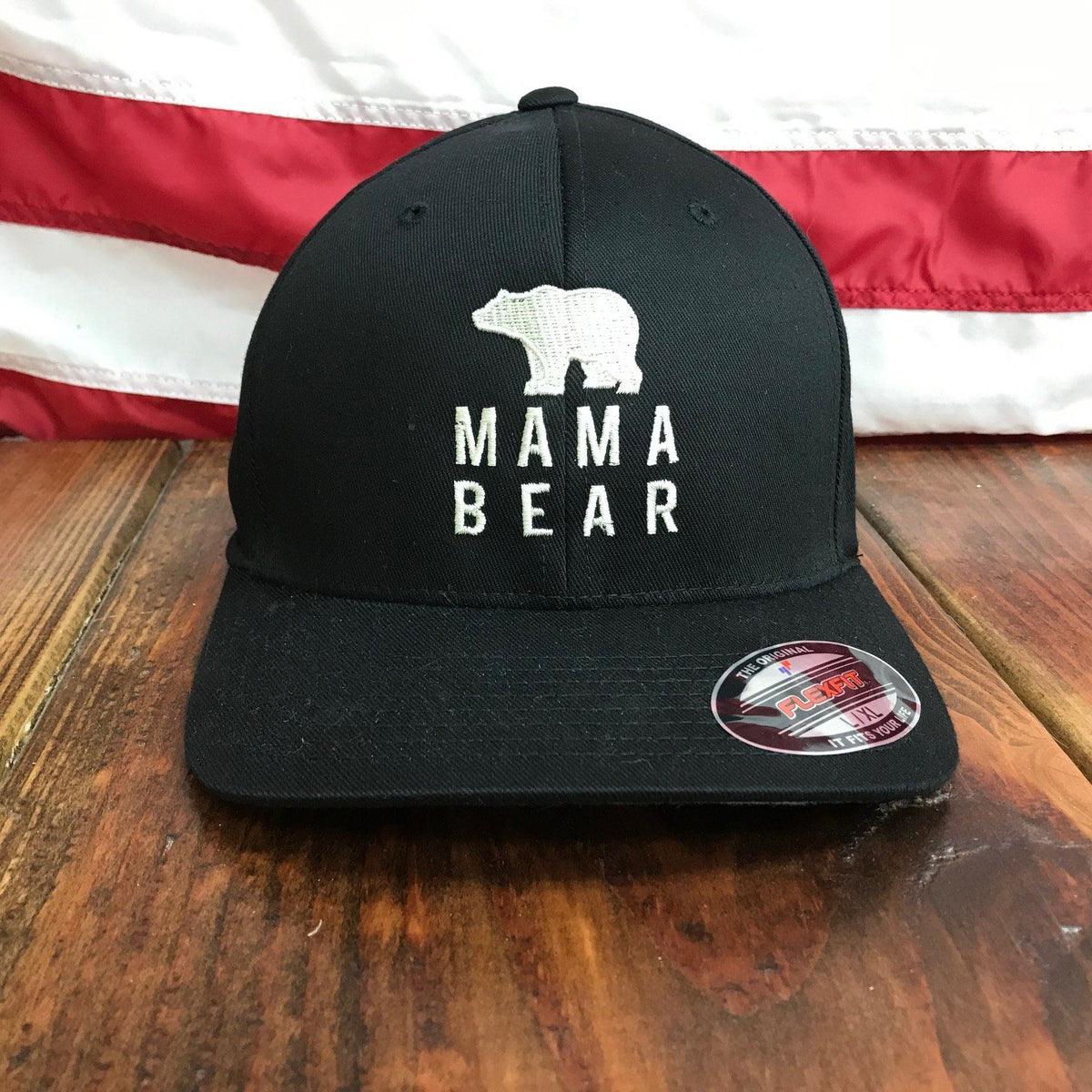 Mama Bear Flexfit Hat