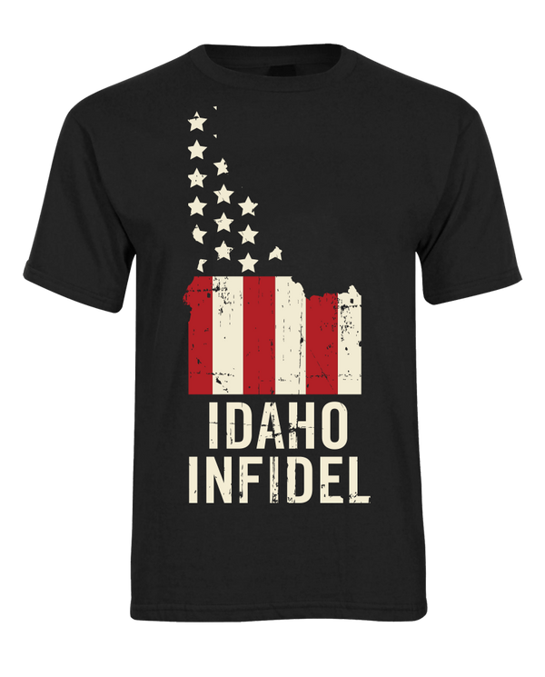 Idaho State Infidel Choose Your Back