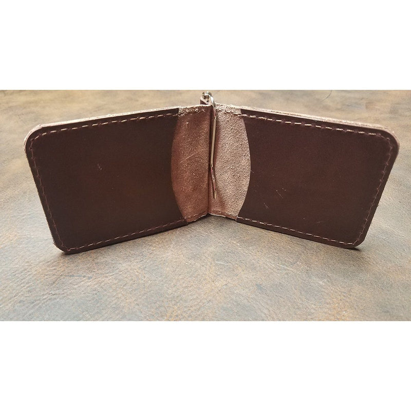 USA Flag Handmade Leather Wallet