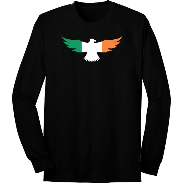 Irish Flag Eagle Long Sleeve