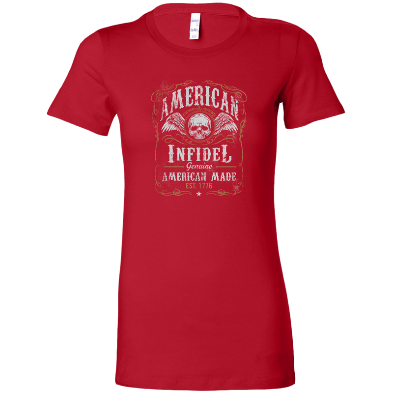 Genuine American Infidel Women's T-Shirt