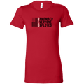 R.E.D. - Remember Everyone Deployed Women's T-Shirt