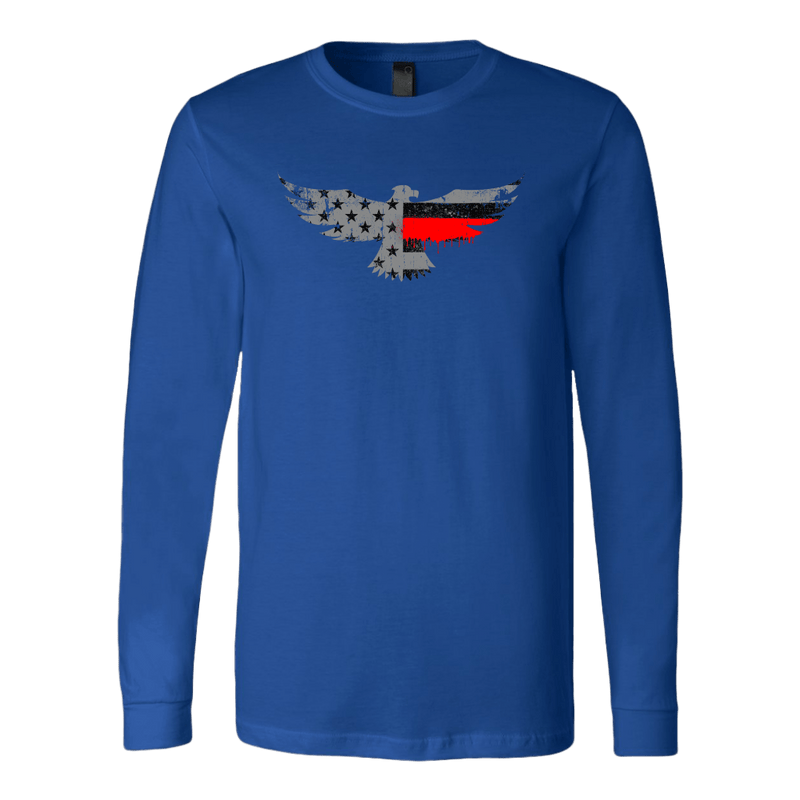 Red Line Eagle Long Sleeve