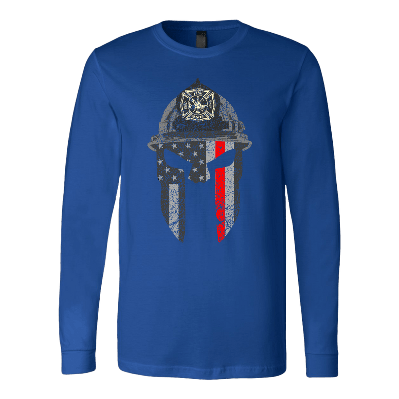 Red Line Spartan Long Sleeve