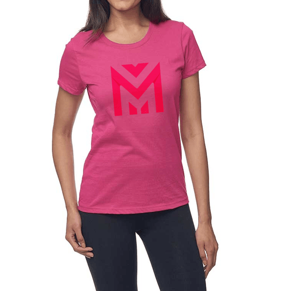 M Icon Women's Crew Neck Tee