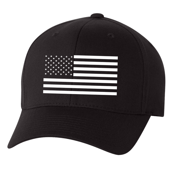 Build Your Own Flexfit Flag Hat