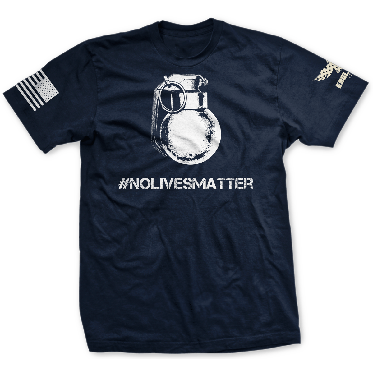 #nolivesmatter tee - Limited