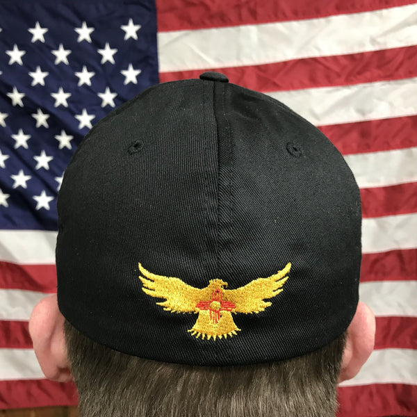 New Mexico Eagle Stealth Cap
