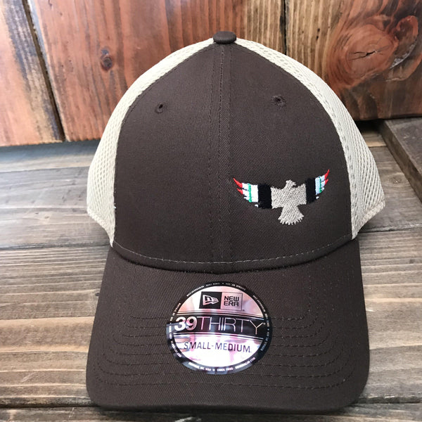 OIF Ribbon Eagle Stretch Mesh Hat