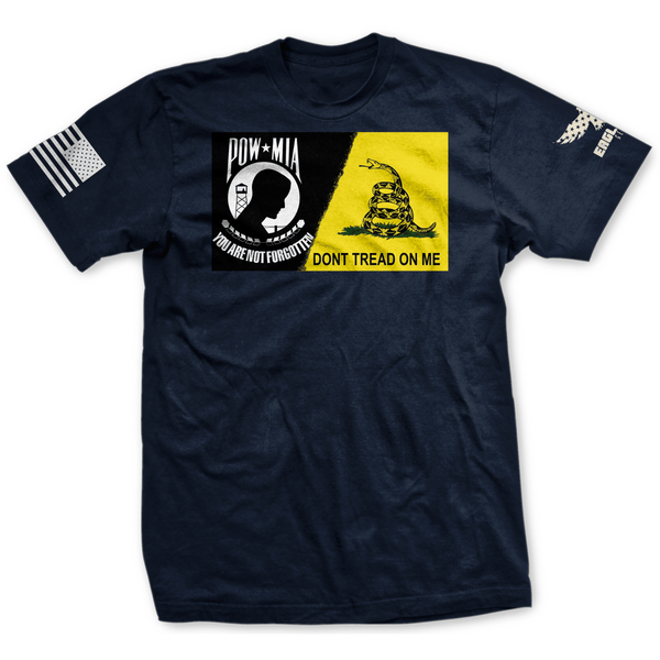 POW/MIA Don't Tread On Me Tee