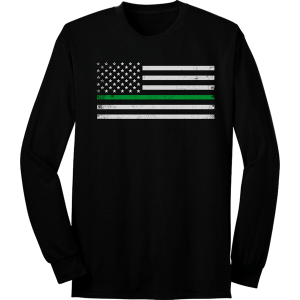 Paddy Flag Long Sleeve