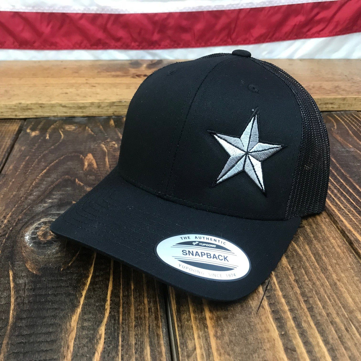 Patriot Star Snap Back